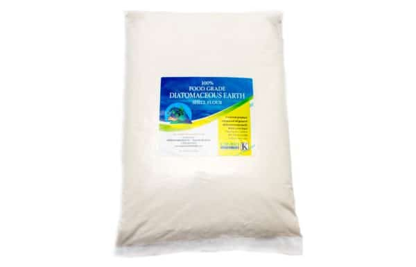 100% Food Grade Diatomaceous Earth 10Lb Bag