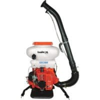 Hudson Bak-Pak Duster and sprayer diatomaceous earth