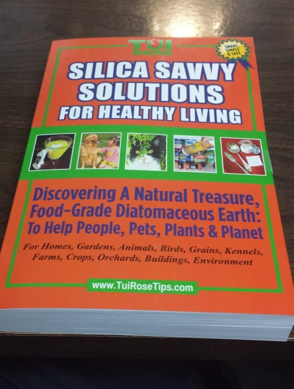 Silica Saavy Solutions Book