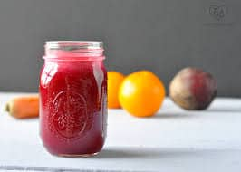 Beet and Orange Colitis Juice Recipe