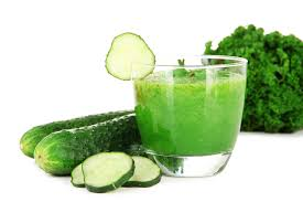 Broccoli & Cucumber Alkalinity Juice Recipe