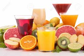 Fruit & Fruit Juice Recipes